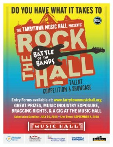 Rock The Hall.