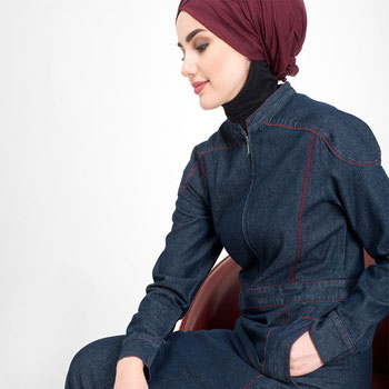 Best-Denim-Abaya-Turkish-Coat-Jilbab-Abaya-Online-In-Pakistan