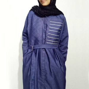 Denim-Abaya-Online-In-Pakistan-Turkish-Coat-In-pakistan