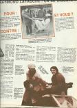 ANITA COMIX dans le journal Virgule - juin 1982
