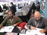 Vincent Pompetti et Tarek
