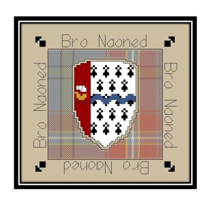 Ecusson Bro Naoned