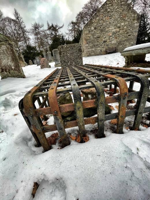 Cursed Gravestone Aviemore