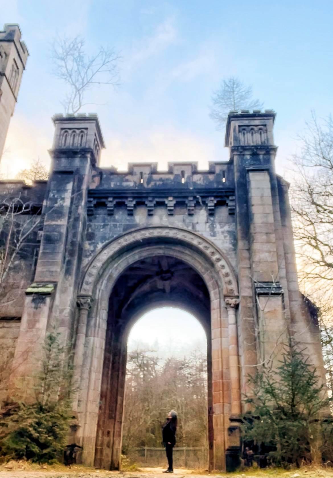 Stone Arch Lennox Town Hospital