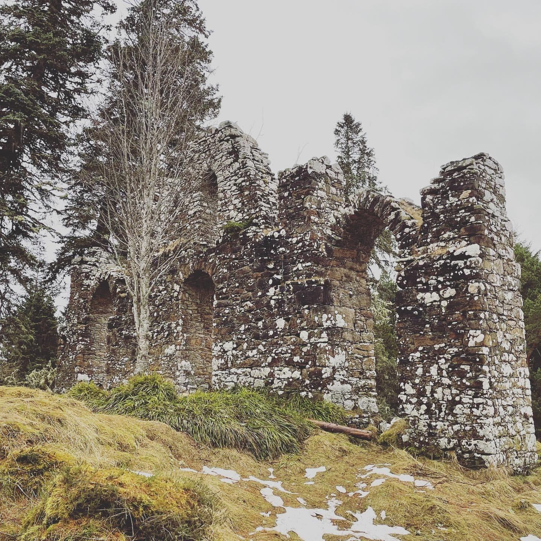 Fyrish Monument Highlands