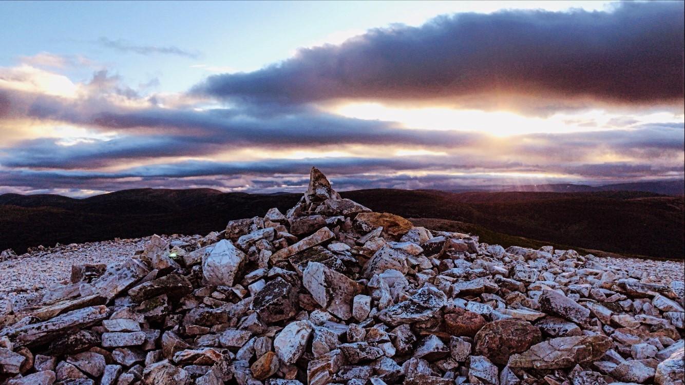 Carn Aosda Summit Glenshee