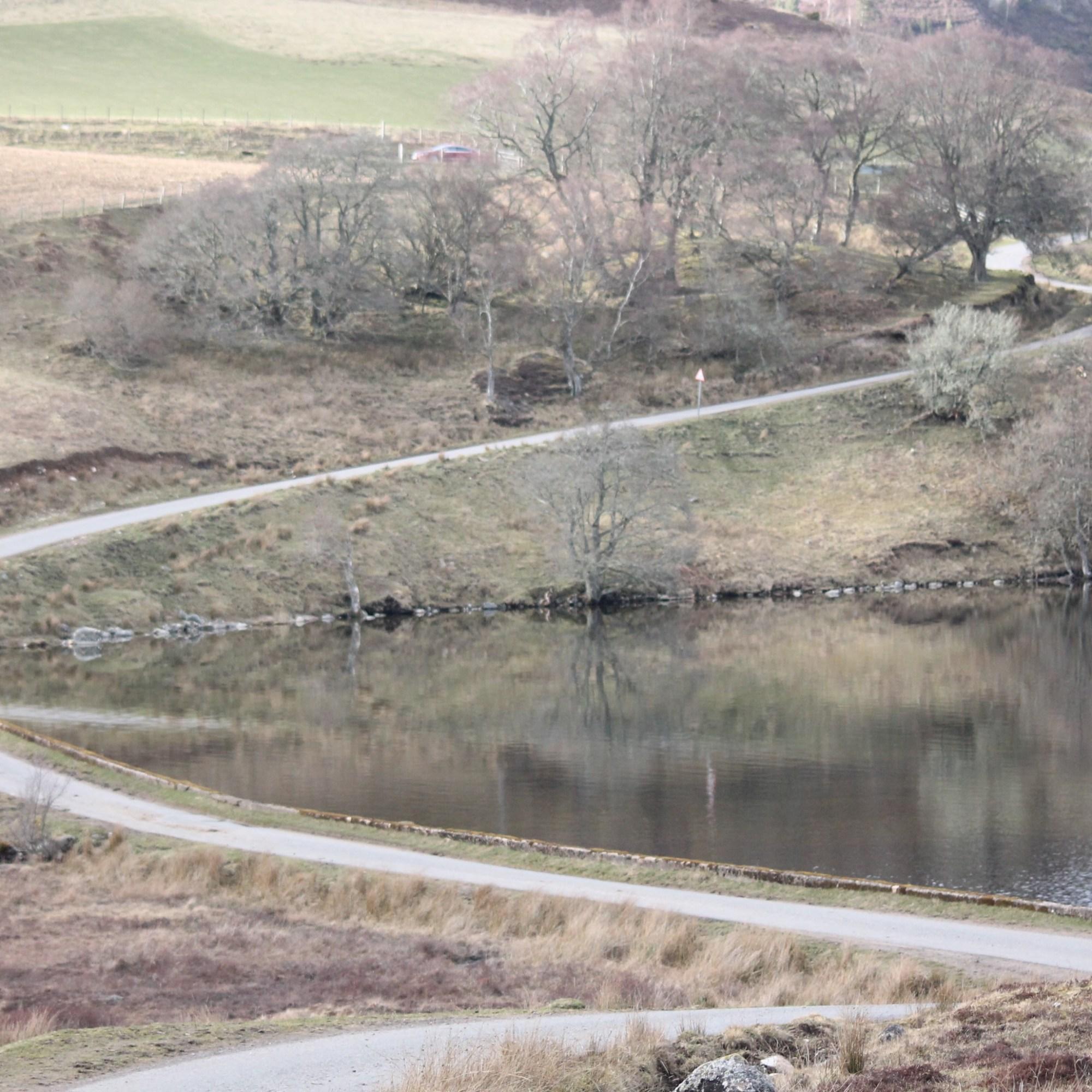 Loch Duntelchaig 7 Loch Trail