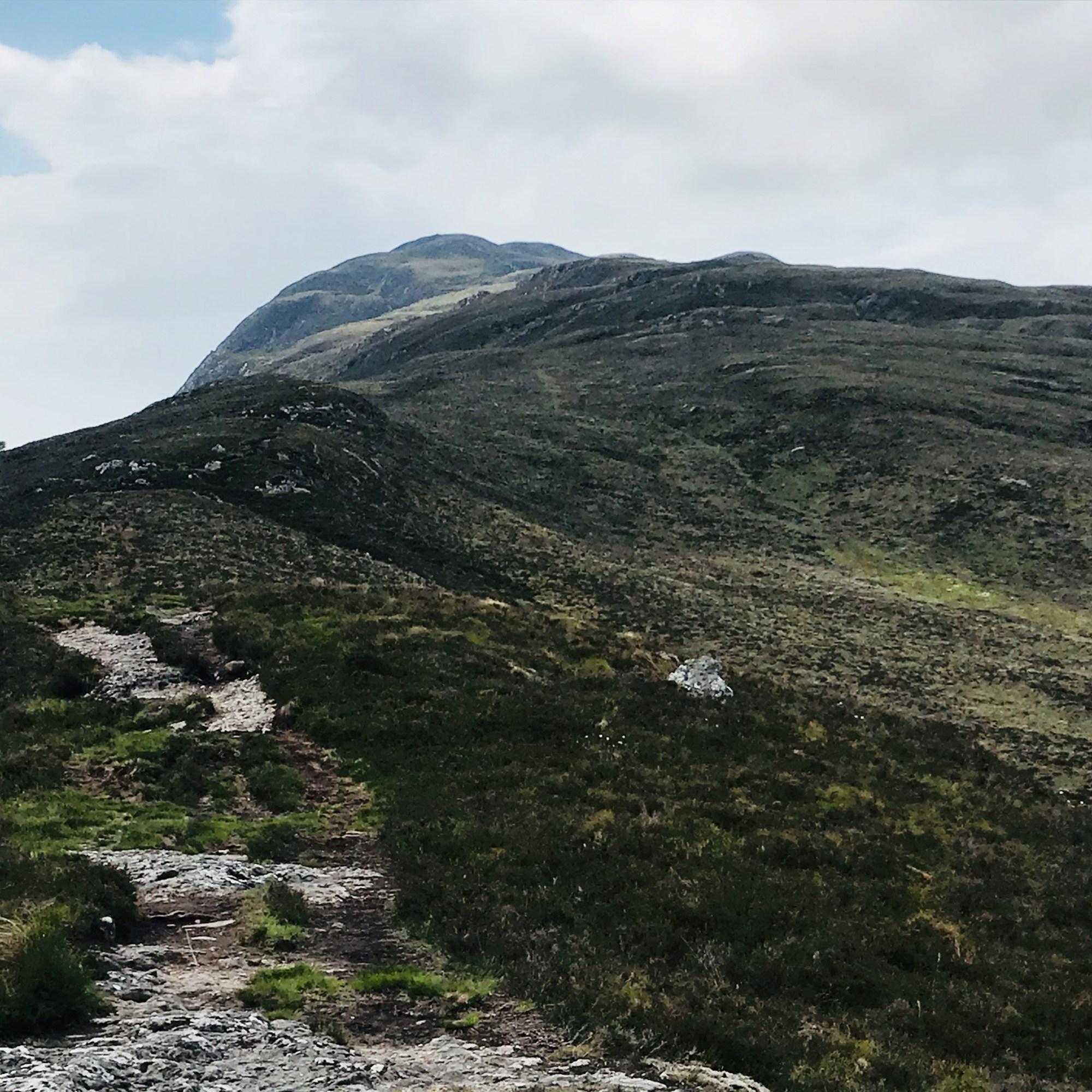 Meall Fuar Mhonaigh Loch Ness
