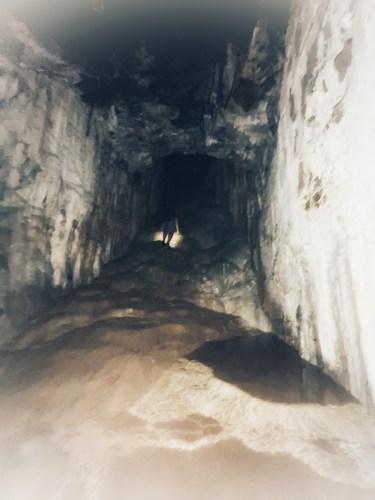 spar cave inside