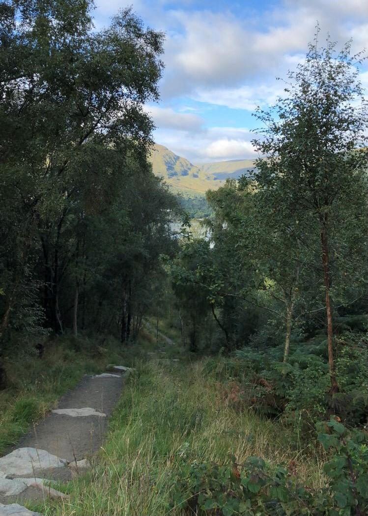 Ben Lomond Path