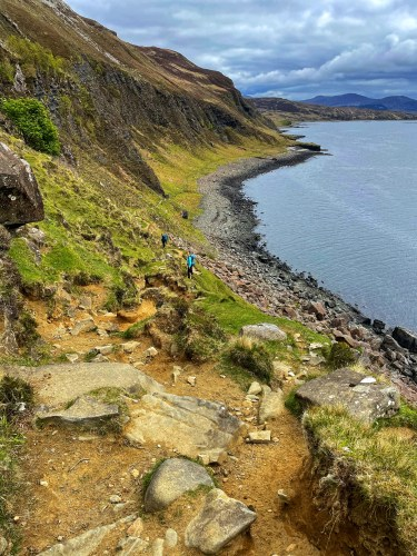 final day of Skye Trail