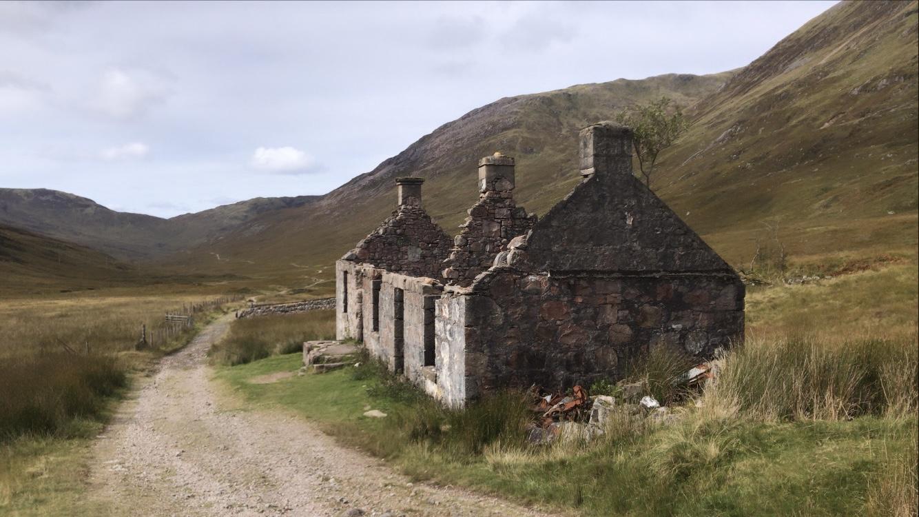 West highland way day 6