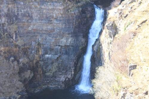 Lealt falls on Skye
