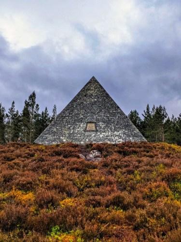 prince alberts pyramid
