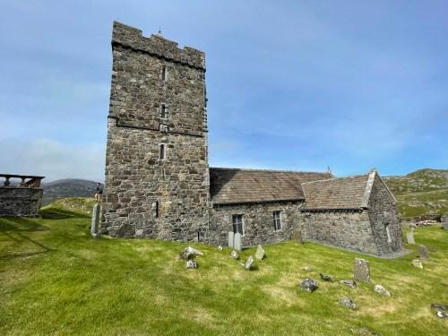 Church on Isle of Harris