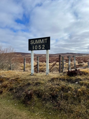 Dava way summit