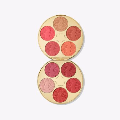 limited-edition blush bazaar palette