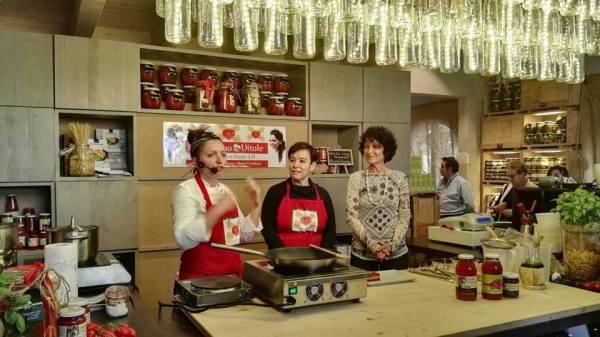 La finale del Contest Pomodoro e Pasta 2.0