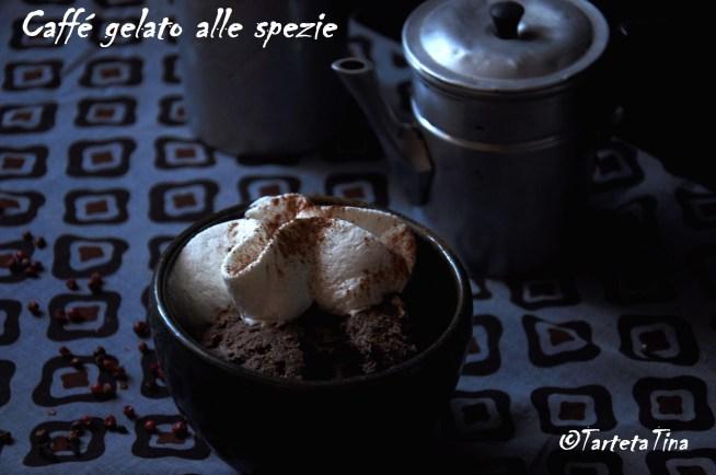 Gelato di caffè alle spezie