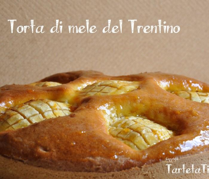 Torta di mele del Trentino