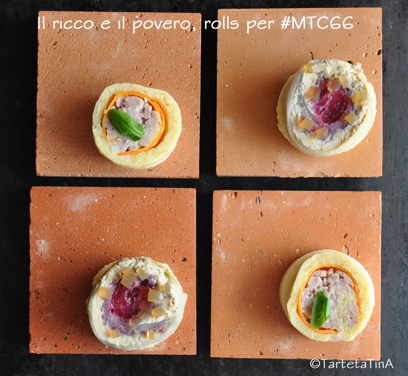 Il ricco e il povero, rolls per #MTC66