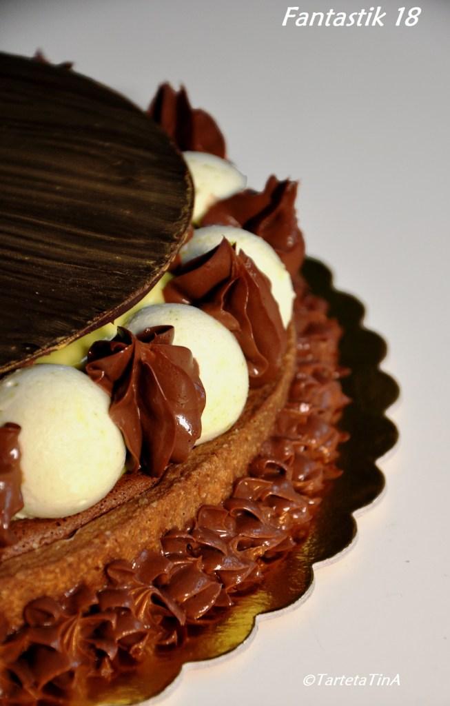 cioccolato e pistacchio