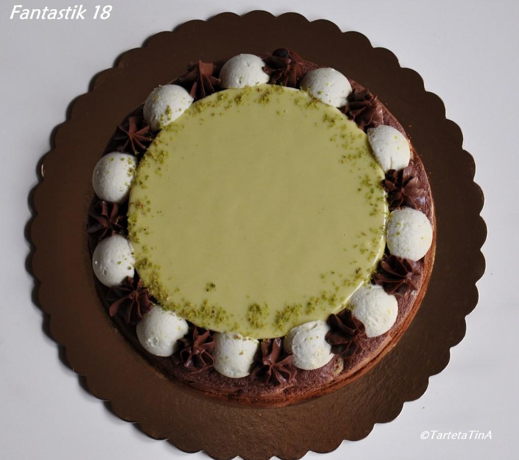 fantastik al cioccolato e pistacchio