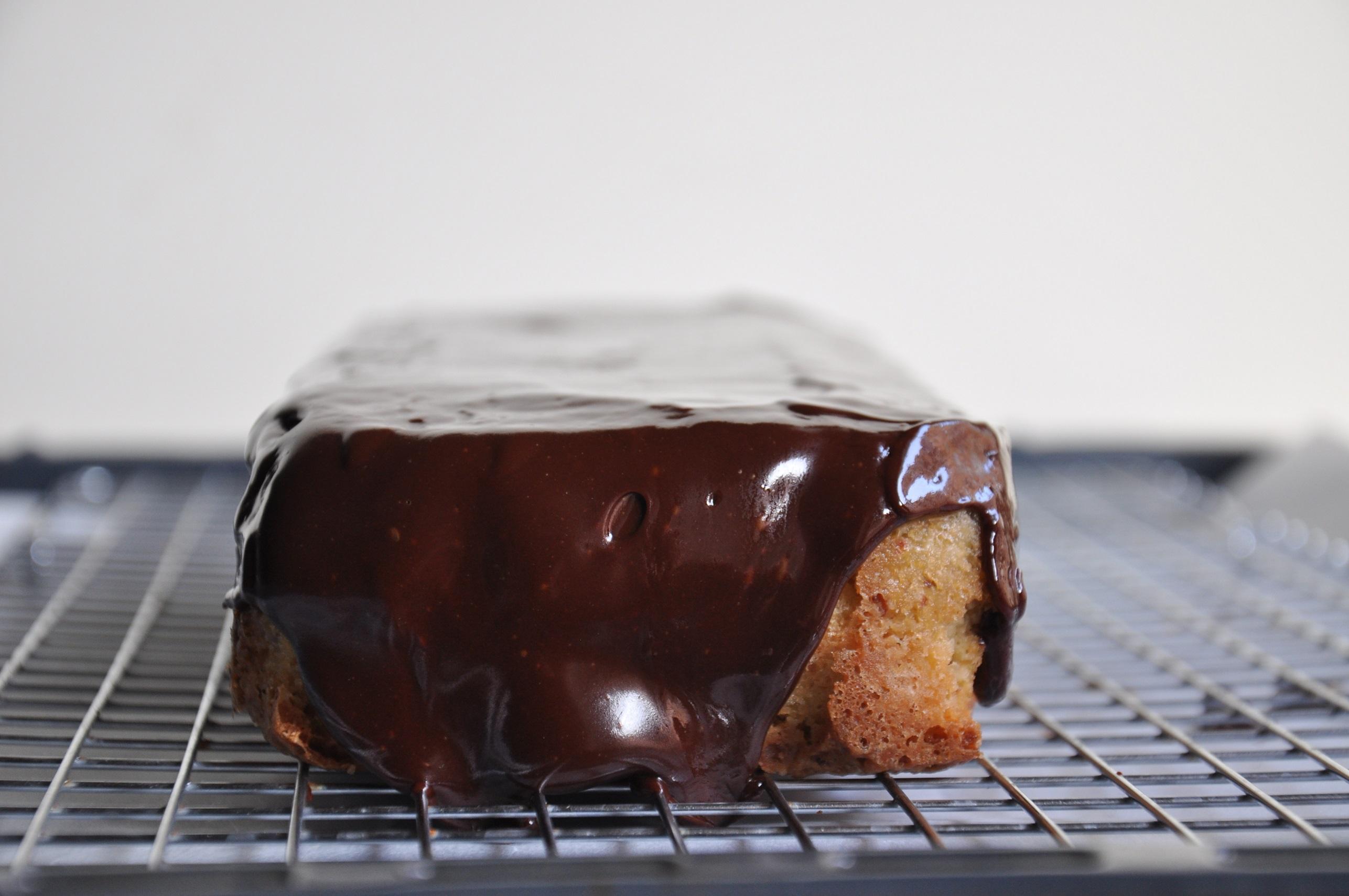 Torta senza farina di Belinda al cioccolato e cocco