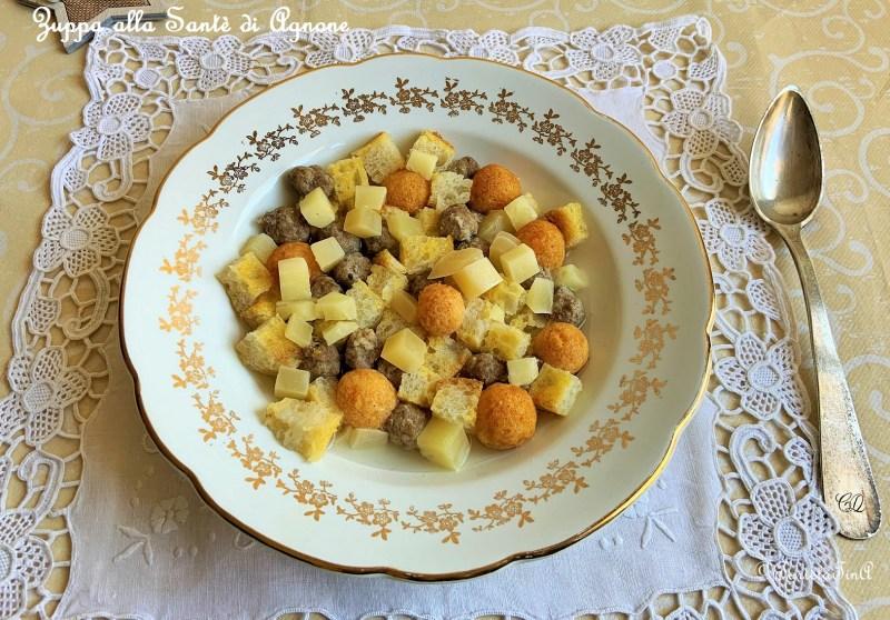 zuppa alla Santè di Agnone