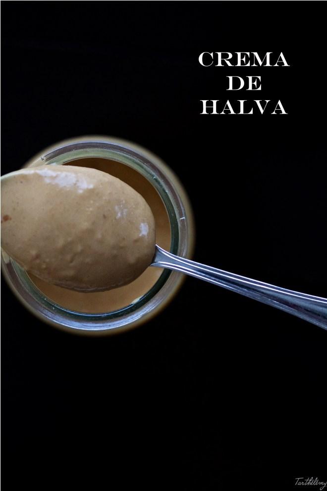 Crema de Halva