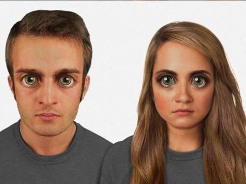 كيف سيبدو وجه الإنسان بعد 100,000 سنة؟.. هكذا يتوقع العلماء!