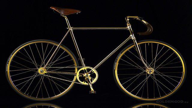 دراجة هوائية أغلى من 5 فيراري