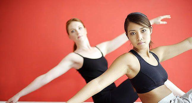 مجموعة التمارين الرياضية الخاصة بتخفيف الوزن