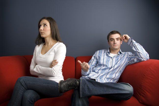 نصائح للتعامل مع الزوج المهمل