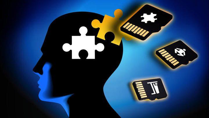 ماهي القدرة التخزينية لذاكرة الإنسان؟