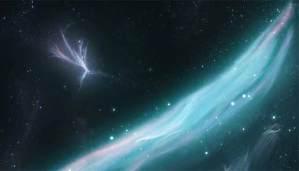ضوء كوني عمره 13 مليار عام