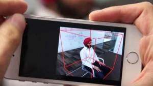 مايكروسوفت تحول كاميرا هاتف آيفون إلى ماسح ثلاثي الأبعاد