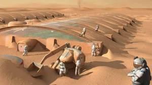 رائد فضاء أمريكي: الأرض ستستعمر المريخ بعد 25 سنة