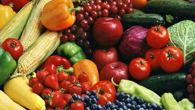 الفواكه والخضروات الحالية تضر بصحة الإنسان