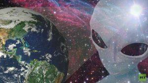 استقبال اشارات غامضة من الفضاء