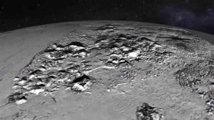 """المسبار """"نيو هورايزونس"""" يبدأ بنقل المعلومات والصور عن بلوتو إلى الأرض"""