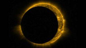 مسبار أوروبي يلتقط صورا لكسوف الشمس