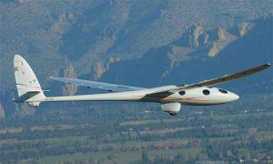 أول طائرة في العالم بدون محركات تستعد لاقتحام الفضاء