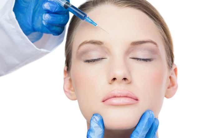 البوتوكس … لعلاج التجاعيد