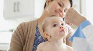 كيف نعالج مشاكل الهضم لدى أطفالنا ؟