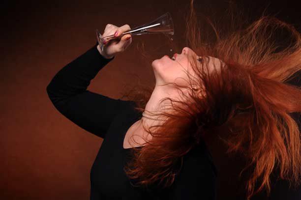 فصول اللون في شعرك تتبدل من الأحمر إلى الكستنائي