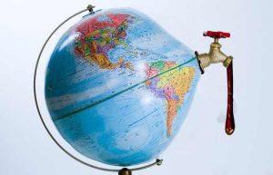 نشاطات الإنسان تستنزف موارد الأرض