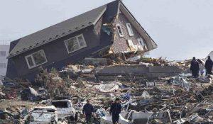 الغلاف الجوي يتنبأ بالزلازل