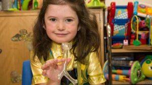 طابعة ثلاثية الأبعاد تسهل عملية جراحية لطفلة