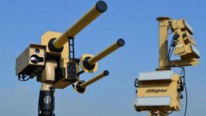 شركات بريطانية تطور جهازا يجمد الطائرات بلا طيار
